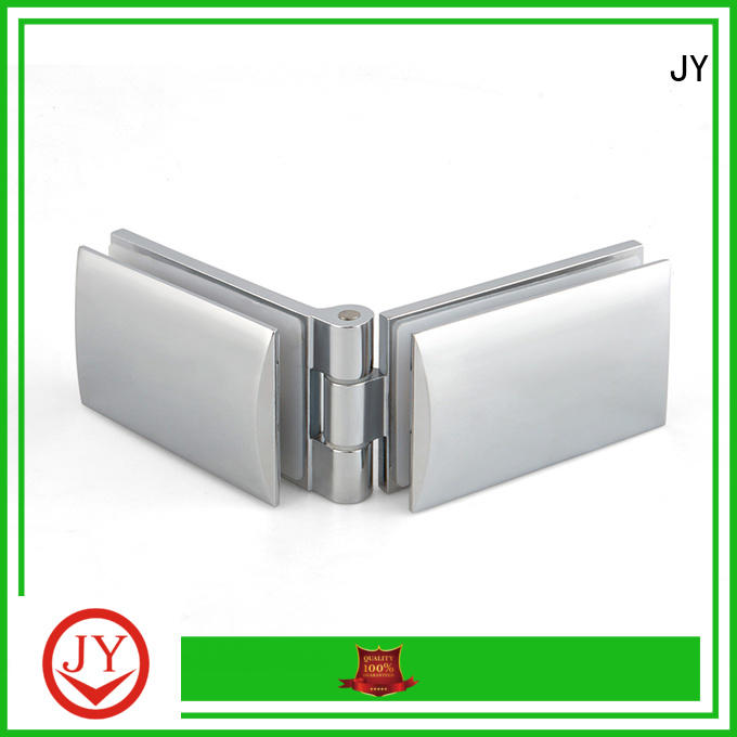 JY Latest shower glass hinges Exporter for Shower Enclosures