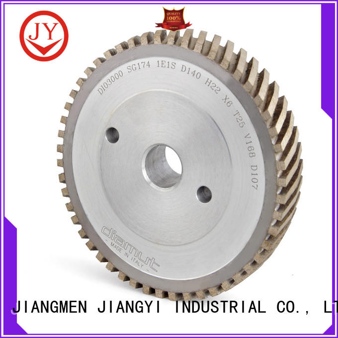JY awesome carbide grinding wheel Exporter for glass