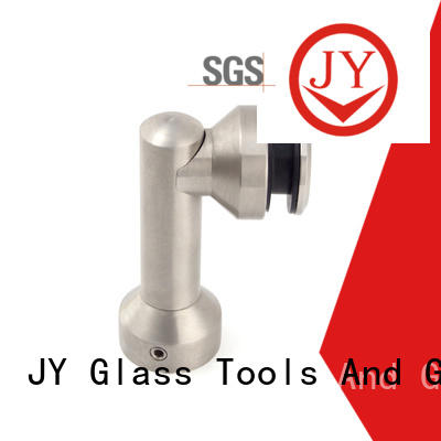 JY canopy fittings wholesale for Glass products