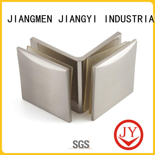 rust resistant wall to glass clamp China for Bath Screens