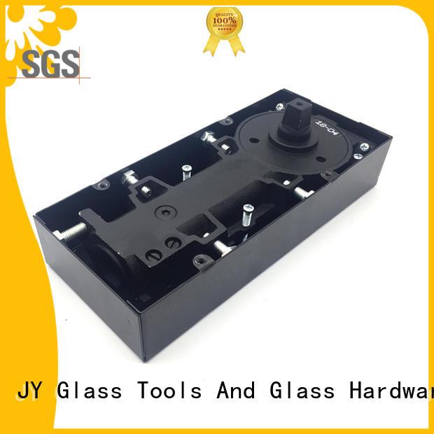 JY Custom floor spring for glass door price