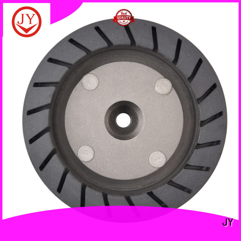 JY industry-leading resin bond diamond wheels from manufacturer for chinawares