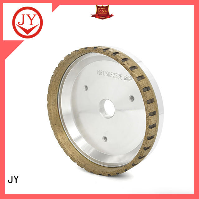 JY aluminum oxide grinding wheel factory for glass