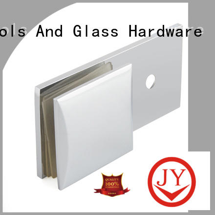 JY glass mounting clips wholesale for glass screen
