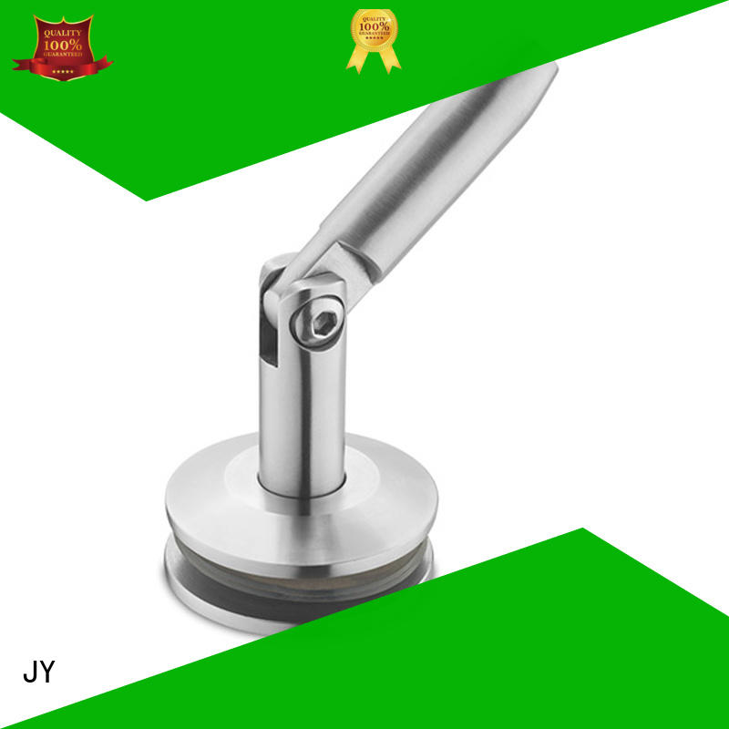 Adjustable Glass Canopy Fittings Glass to Rod OFA-006