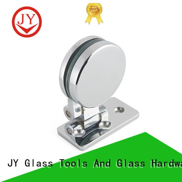 JY glass bifold door hardware company for Glass Door