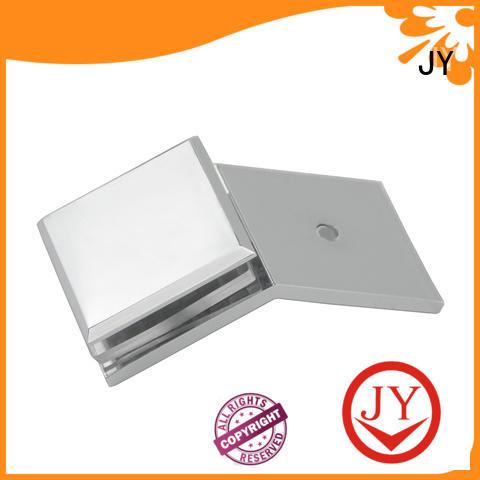 professional corner glass clamp manufacturer for Glass Door