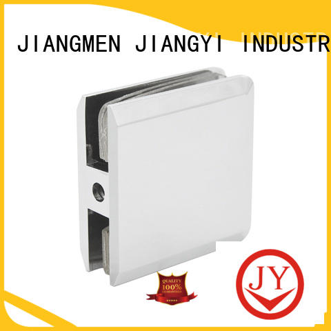 JY Wholesale standoff glass clamps manufacturers for Shower Room