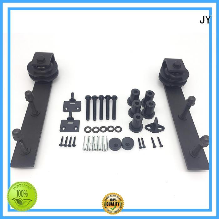 JY quality wall mount sliding door hardware