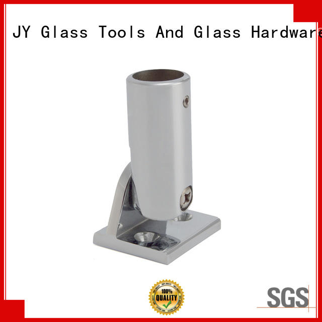tube shower panel support bars and brackets JY