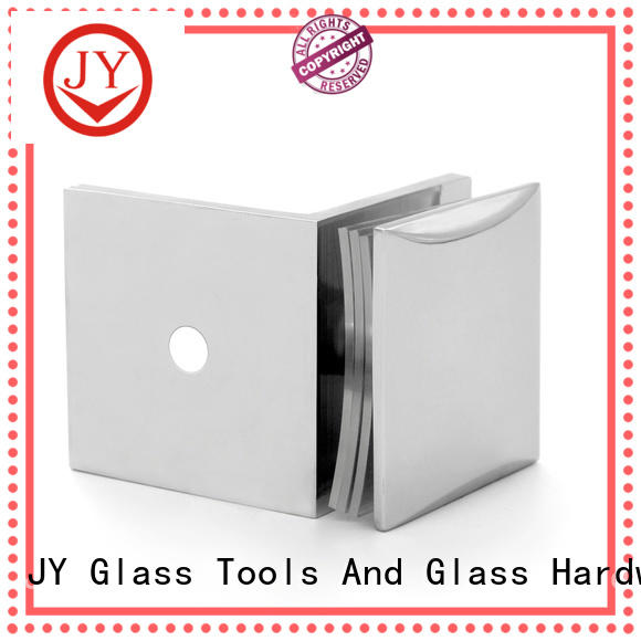 New chrome shelf brackets glass shelves Suppliers for glass screen