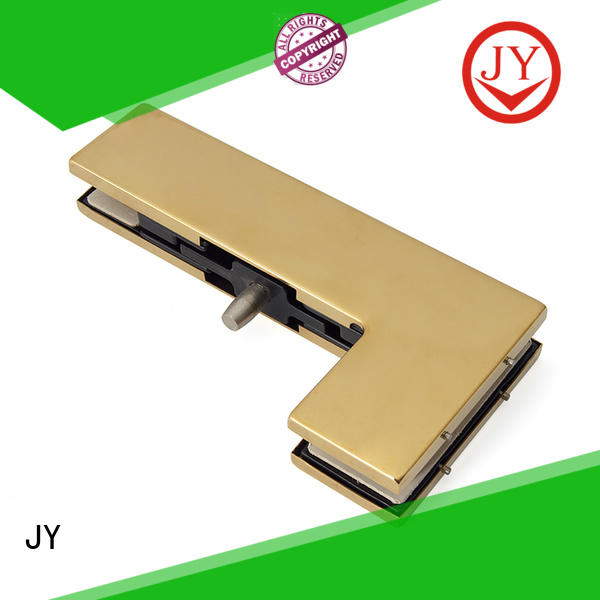 JY top quality self closing pivot door hardware Suppliers for glass