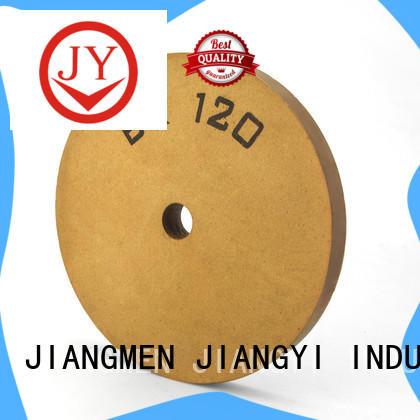 JY glass polishing wheel free design for glass edging machine