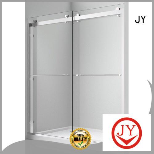 JY sliding glass door hardware Exporter for glass