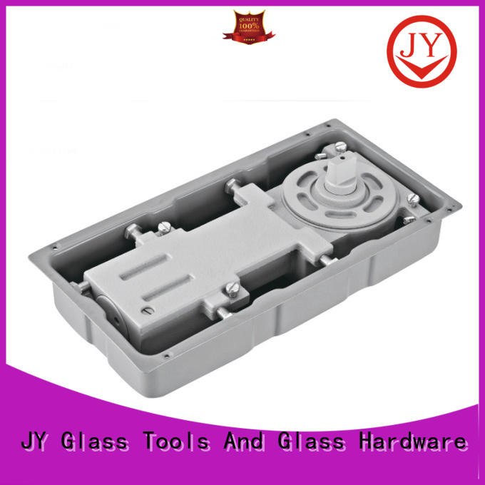JY hydraulic floor spring Exporter for Glass products