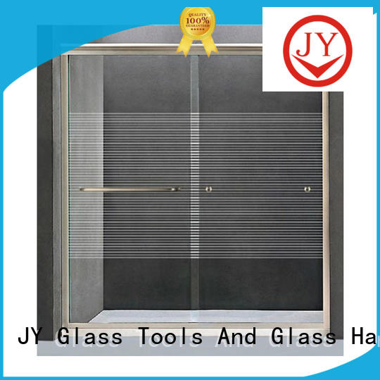 JY useful sliding door hardware China for glass