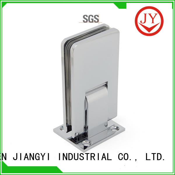 JY glass shower door hinges manufacturer for Shower Enclosures