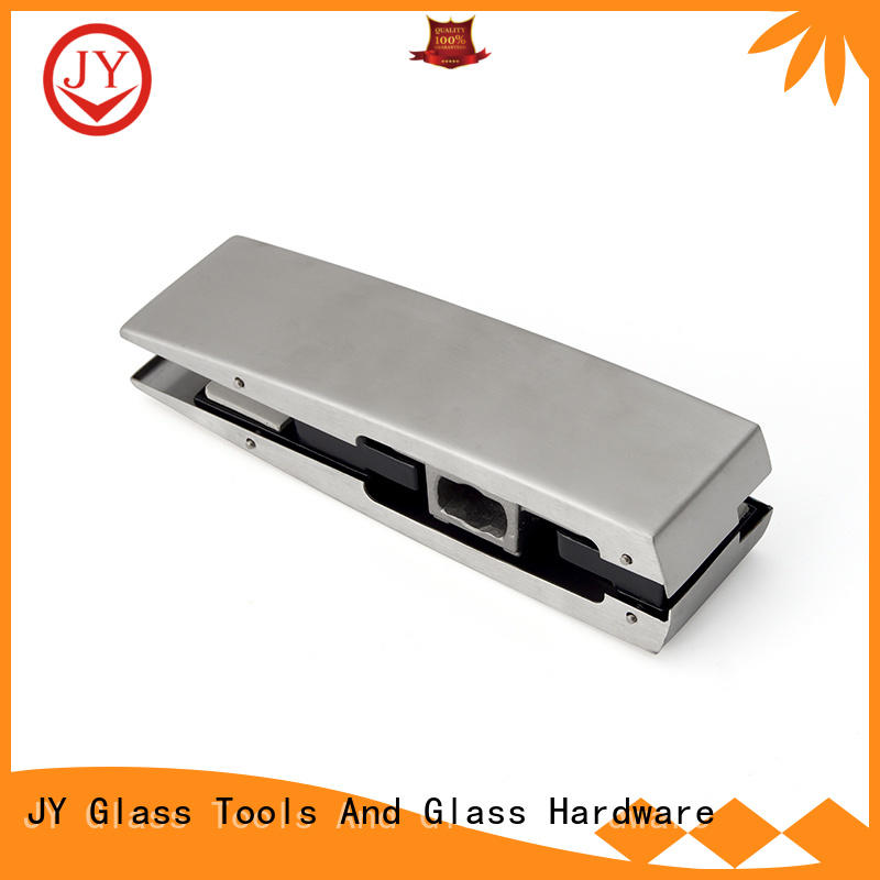 JY best bathroom glass door fittings the company for Glass product