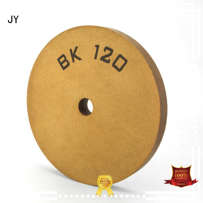 BK polishing wheel flat-shape BK120 polishing wheel used for glass edge grinding BK-FE-B120