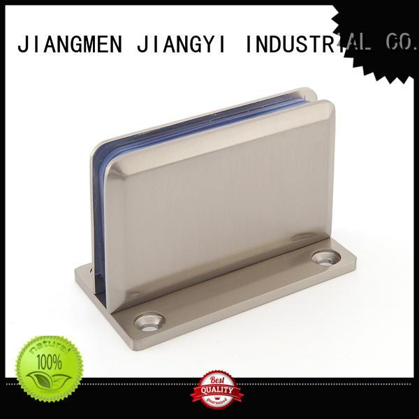 JY shower door hinge types wholesale for Shower Enclosures