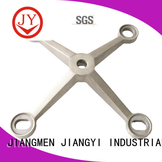 JY professional spider glass system China for Glass product