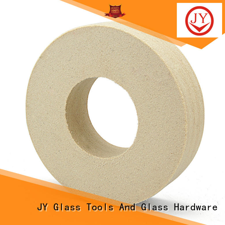 commercial wool polishing wheel for building glass