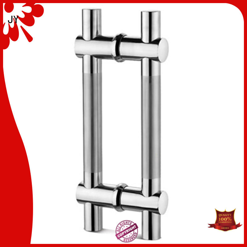 JY variety designs entry door pull handles for Glass Door