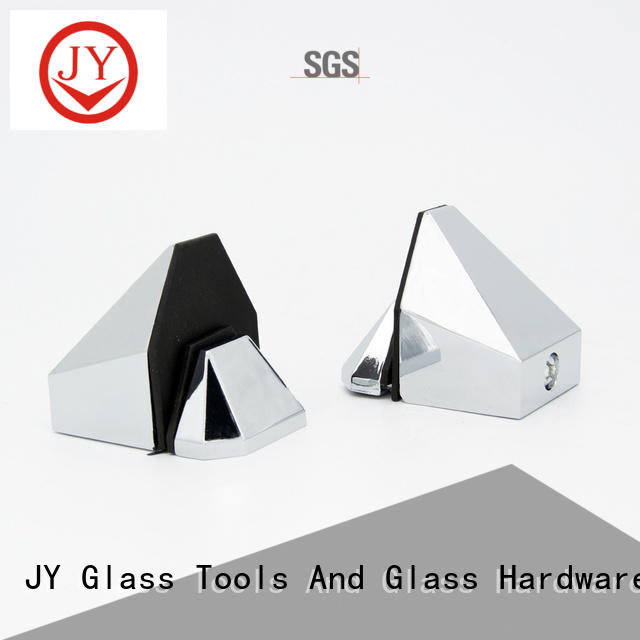 JY safe glass clamp Exporter for glass screen