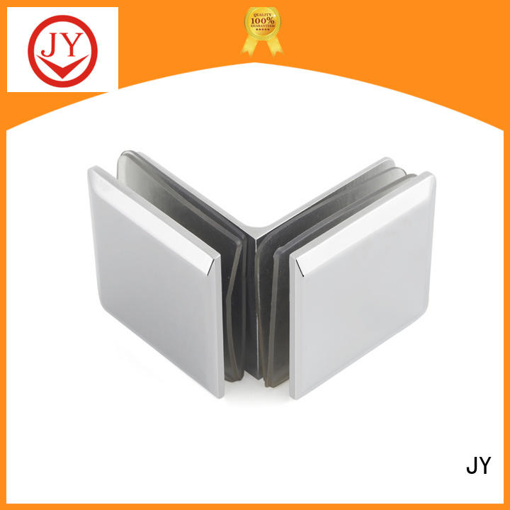 JY Hot Sale glass door retainer clips China for glass