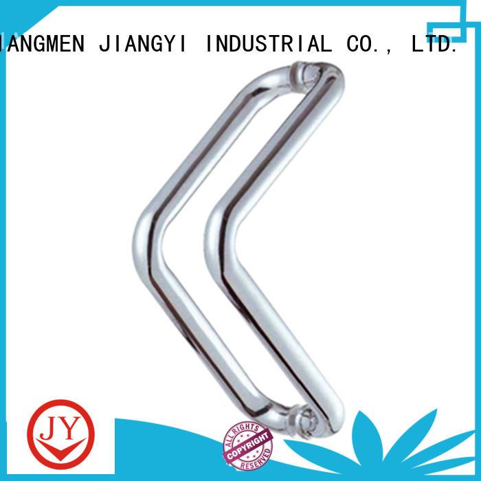 JY top quality frameless shower door handle the company for Door