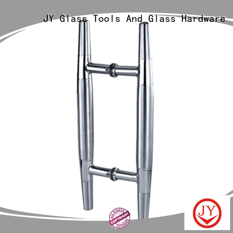 round glass door handles gdh02 JY