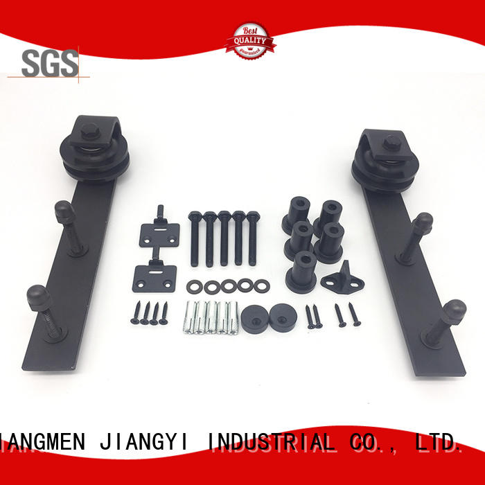 JY sliding closet door hardware supplier