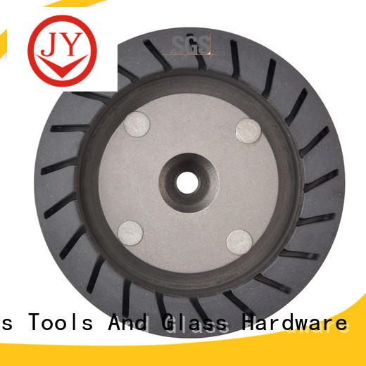 JY high-energy flaring cup grinding wheel free design for chinawares