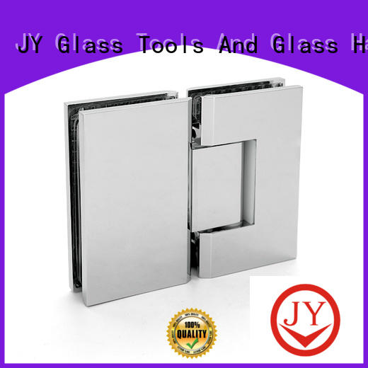 JY hinge glass shower door Supply for Shower Enclosures