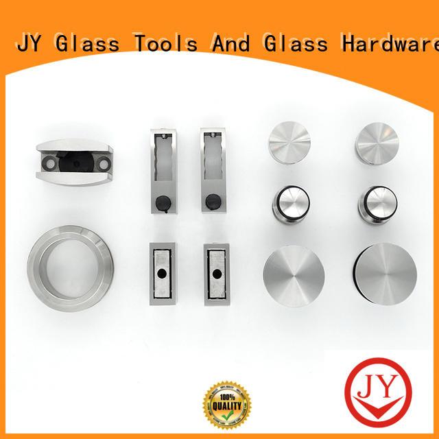 JY residential exterior door locks factory for Glass products