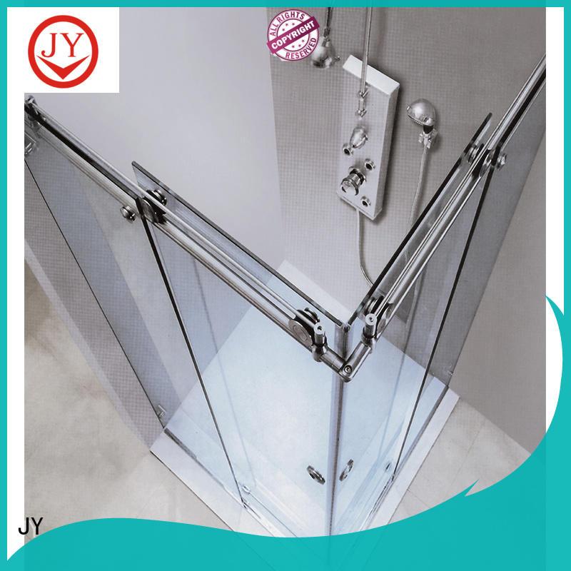 JY sliding door hardware Exporter for Glass product