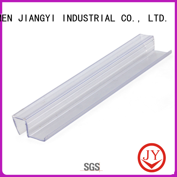 JY glass shower door vertical seal China for Shower Enclosures