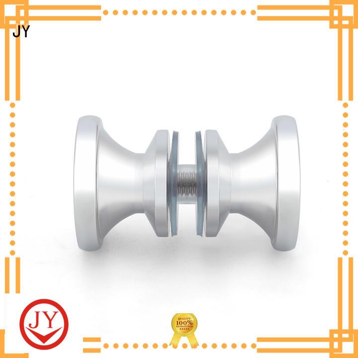 modern door knobs supplier for Glass Door JY