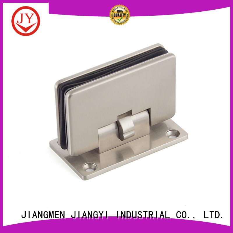 JY top quality glass shower door hinges Exporter for glass
