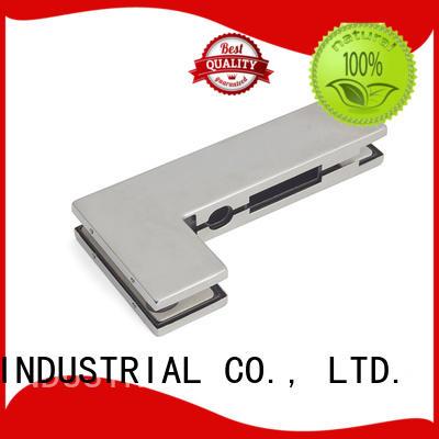 L Shape Mount Door Lock Patch Fitting PF-064
