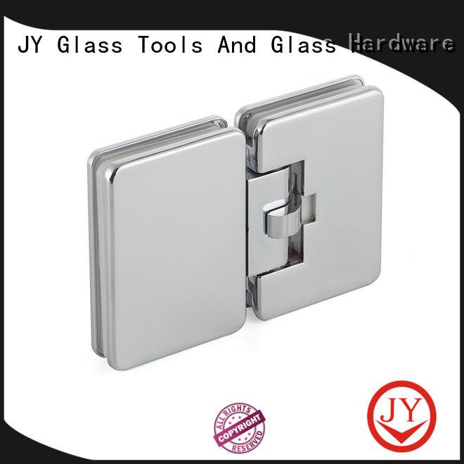 JY solid shower hinge Exporter for Wet Rooms