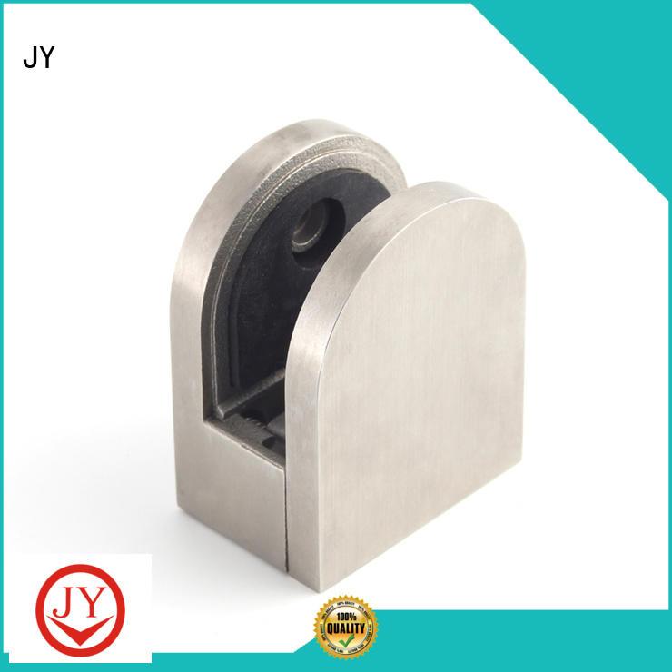 JY glass balustrade handrail wholesale for Glass Door