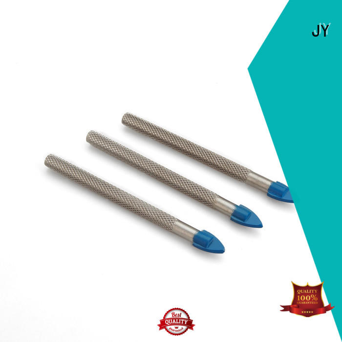 JY high-efficient diamond core drill bit inquire now for furniture glass
