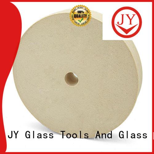 JY high-efficient glass edge polishing marketing for building glass