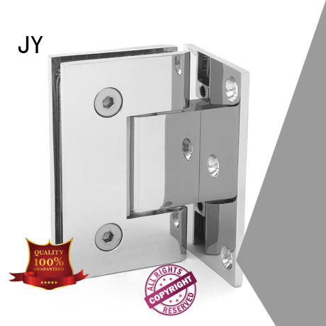 JY glass hinges