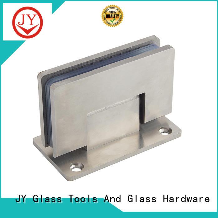 JY High-quality materials shower door hinge types manufacturer for Shower Enclosures