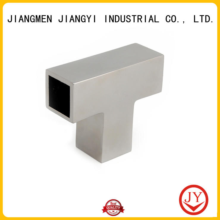 aluminum tube connectors standard JY