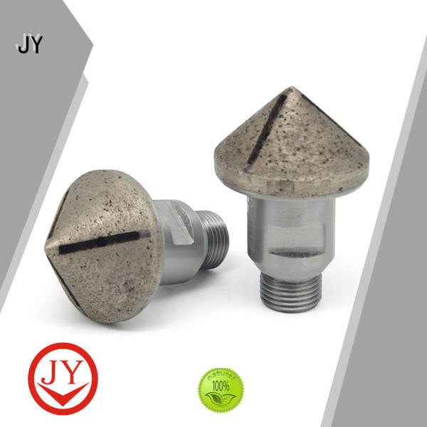 JY core drill bit Supply for grinding