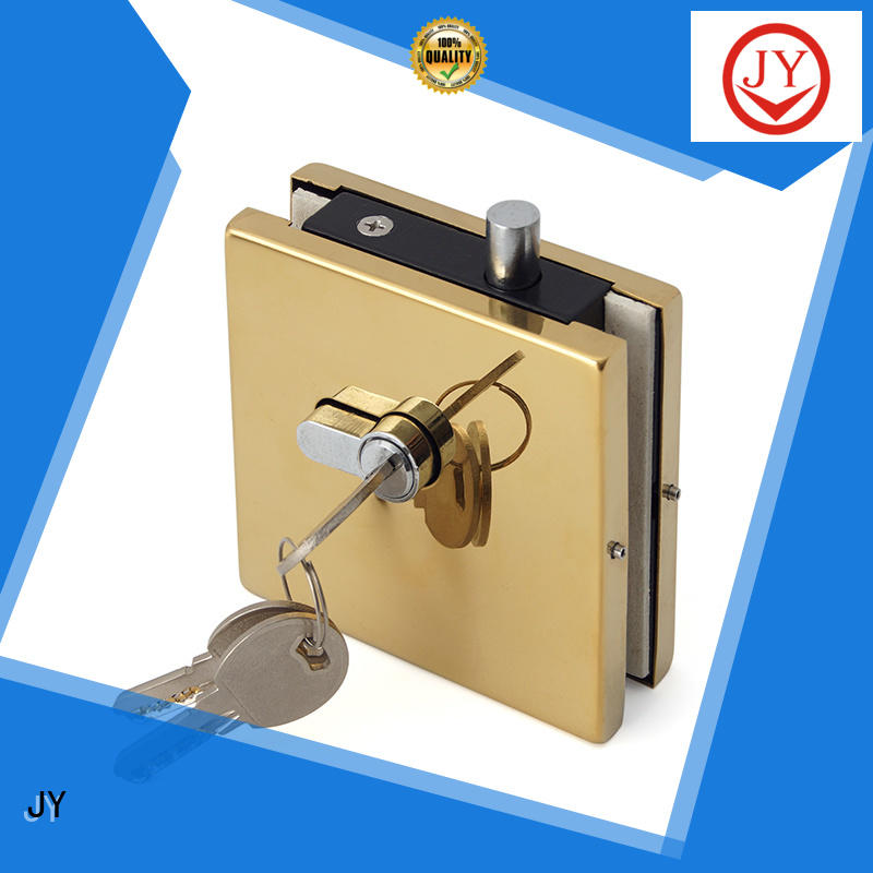 JY patch lock China for glass