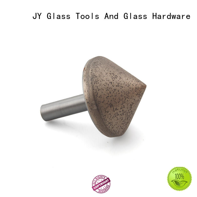 JY easy-use diamond coated drill bit dbst for glasses